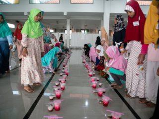 Buka bersama dalam program Pesona Ramadhan 1440 Hijriah